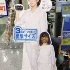 Nutzerprofil von Keisuke