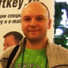 โพรไฟล์ผู้ใช้ Dmitrii