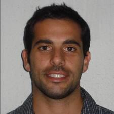 Mauro felhasználói profilja