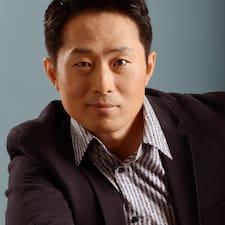 Jin W的用戶個人資料
