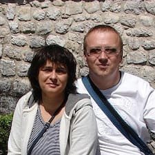 Lidia And Daniel User Profile