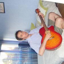 Bernard felhasználói profilja