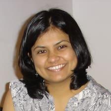 โพรไฟล์ผู้ใช้ Deepa