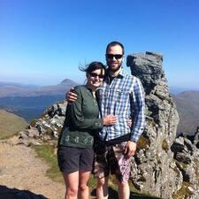 Anna & Stuart User Profile