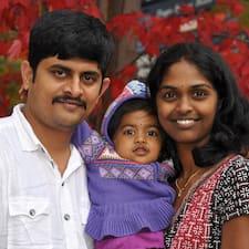 Profil utilisateur de Sarath
