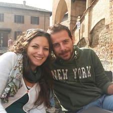 Profil utilisateur de Gianluca & Marilu'