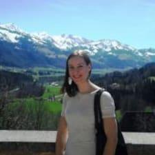 Profil utilisateur de Tatiana