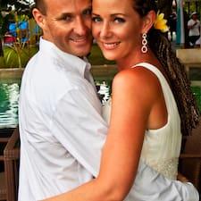 Samantha & Chris User Profile
