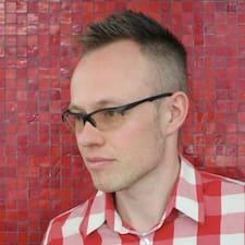 Perfil do usuário de Mikael