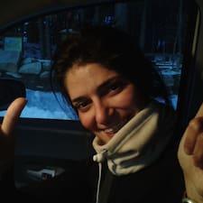 Bahareh & Camila User Profile