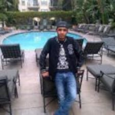 Ashraf is the host.