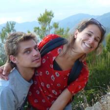 โพรไฟล์ผู้ใช้ Léna & Erik