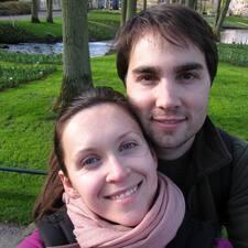 Nutzerprofil von Christopher & Iryna
