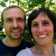 Profil utilisateur de Laetitia & Sebastien