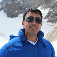 Profil Pengguna Dushyant