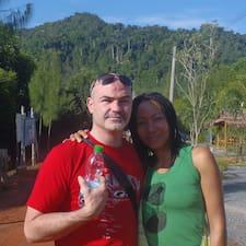 Simon & Myriam User Profile