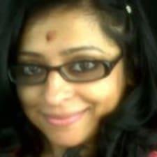 Profil utilisateur de Poornima