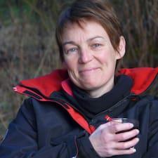 Henkilön Anne Françoise käyttäjäprofiili