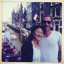 Profil utilisateur de Lorna & Joost