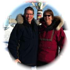 Gebruikersprofiel Mike & Cathy