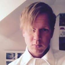 Profil utilisateur de Rasmus