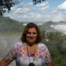 Maria Marta felhasználói profilja