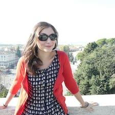 Angèle felhasználói profilja