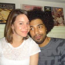 Michelle & Sebastien User Profile