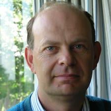 Rupert felhasználói profilja