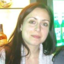 Profil utilisateur de Gwladys