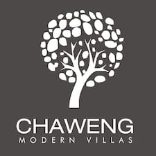 Chaweng Modern Villas is the host.