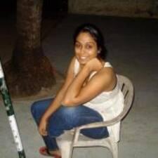 Aarthi User Profile