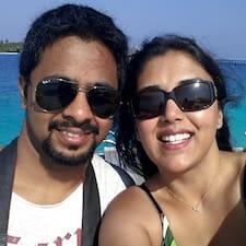 Ro & Pooja User Profile