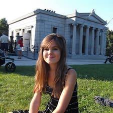 Amy User Profile