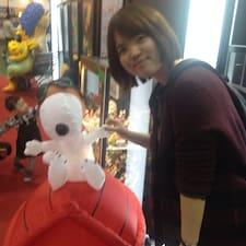 Profilo utente di Seoeun Rosie