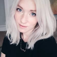 Lou felhasználói profilja
