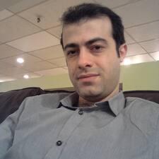 Ashkan User Profile