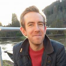 Gareth is the host.
