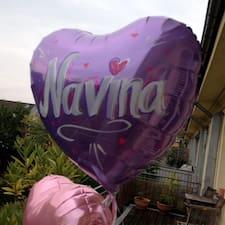 Profil utilisateur de Navina