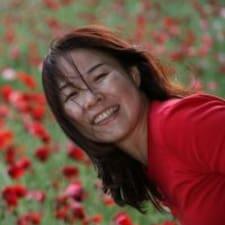 Profil utilisateur de Yumi