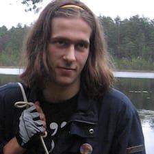 Profil Pengguna Mikhail