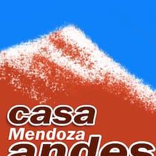 Perfil de usuario de Mendoza