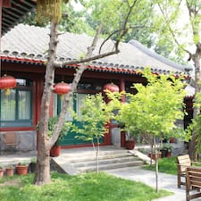 Beijing Courtyard Hotel Sihe is the host.