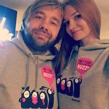 Профиль пользователя Iryna & Vladimir