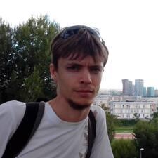 Oleg is the host.