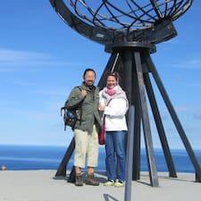 Profil utilisateur de Cathy And Kazu