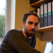 Henkilön Adam käyttäjäprofiili