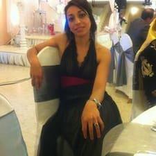 Profil utilisateur de Mokhtaria