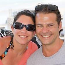 โพรไฟล์ผู้ใช้ Sandie&Matthieu