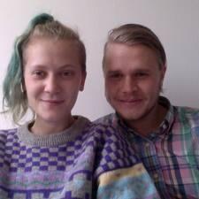 Josefina & Mathias User Profile